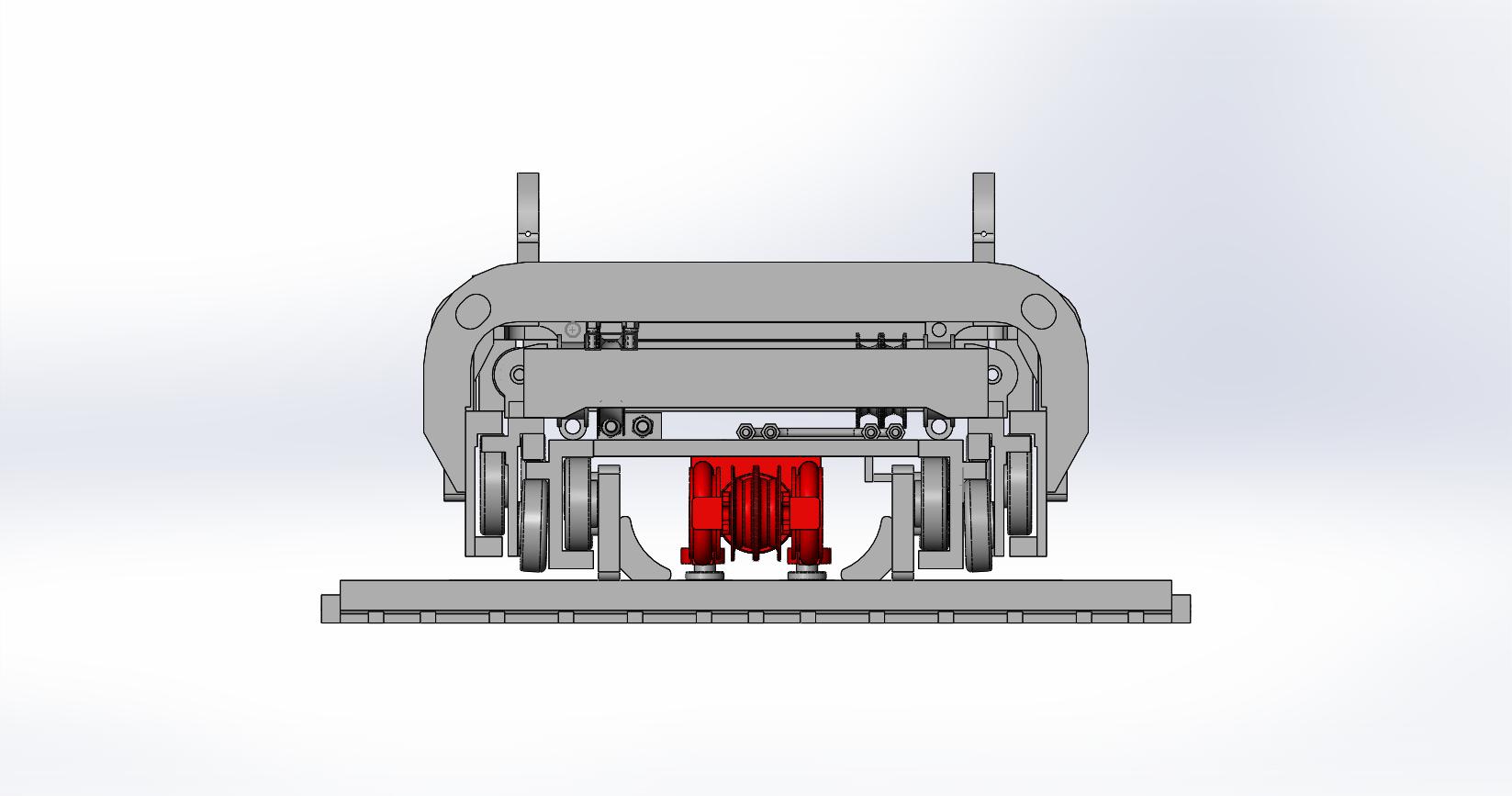 Axon Forklift: Three Stage Mast-1
