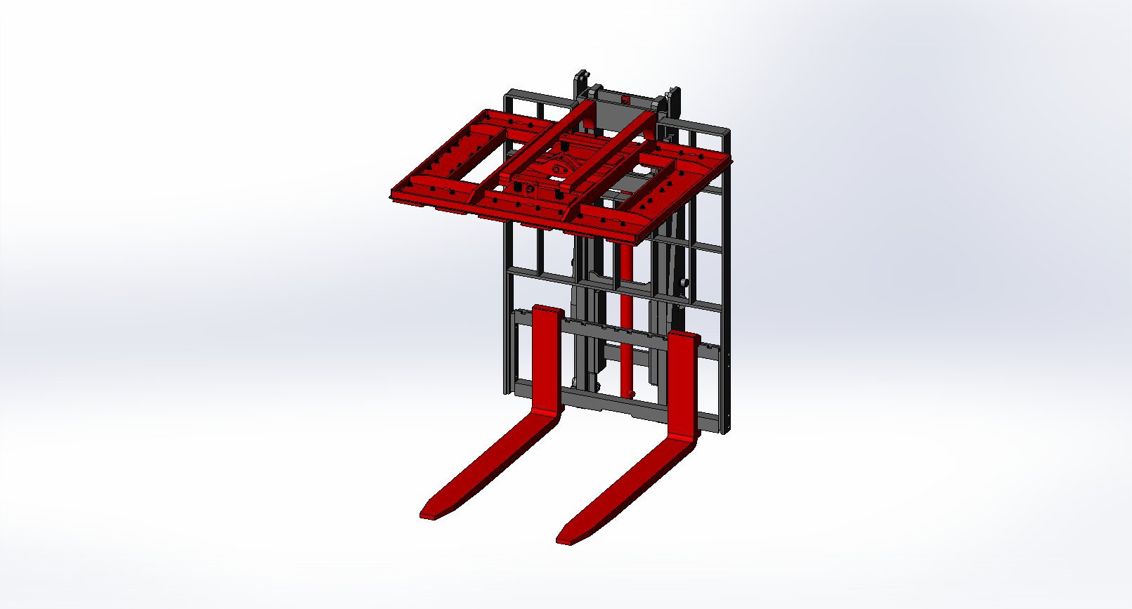 Axon Forklift: Load Stabilizers-1
