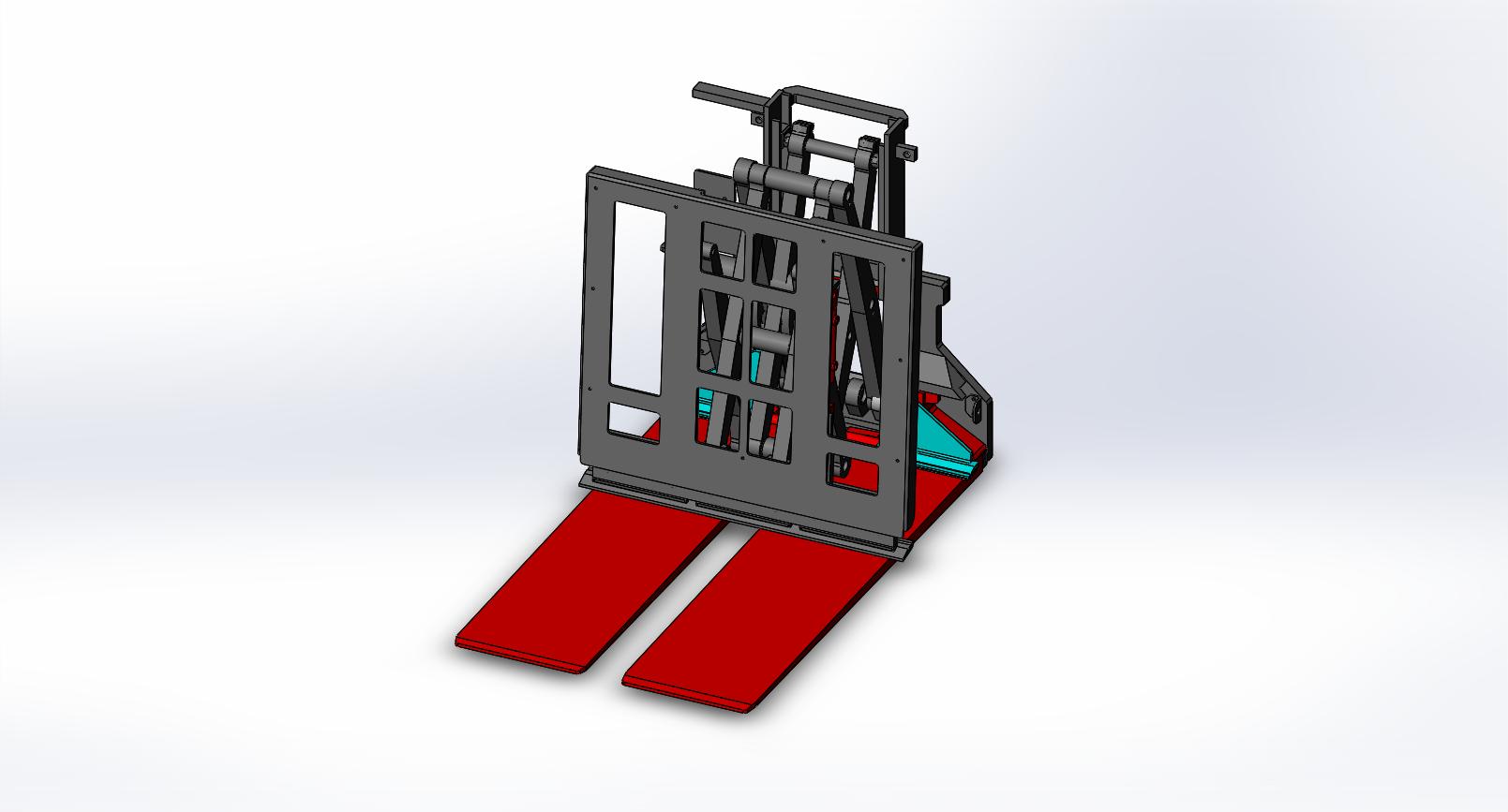 Axon Forklift: Forklift Push Pull-1