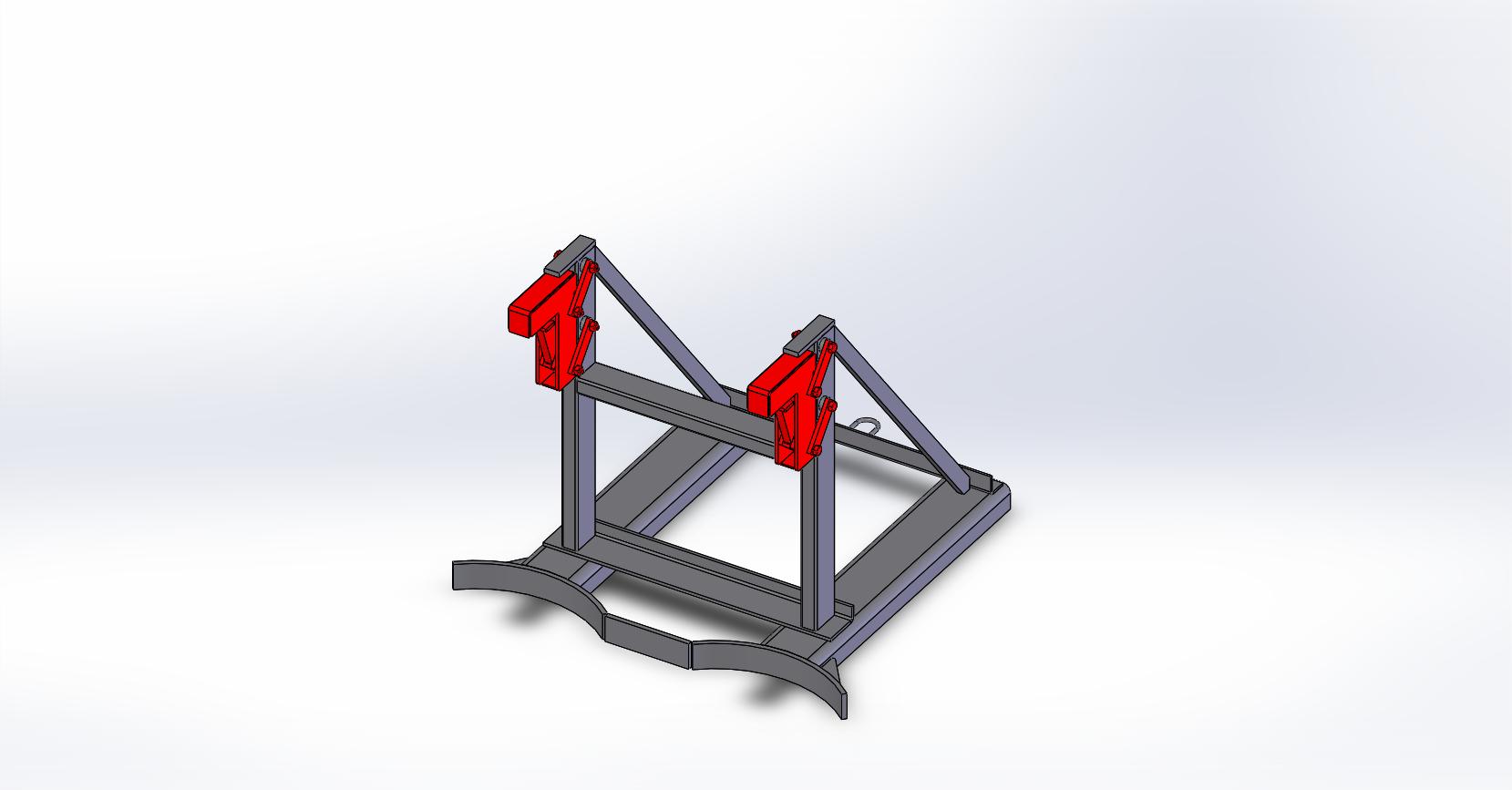 Axon FOrklift: Single Drum Handler / Double Drum Handler-4