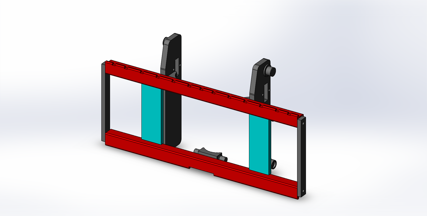 Axon Forklift: Fork Carriage-1