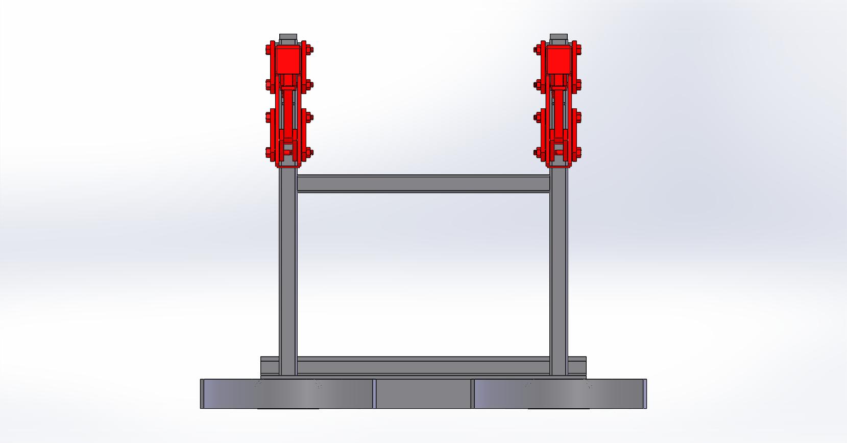 Axon FOrklift: Single Drum Handler / Double Drum Handler-6