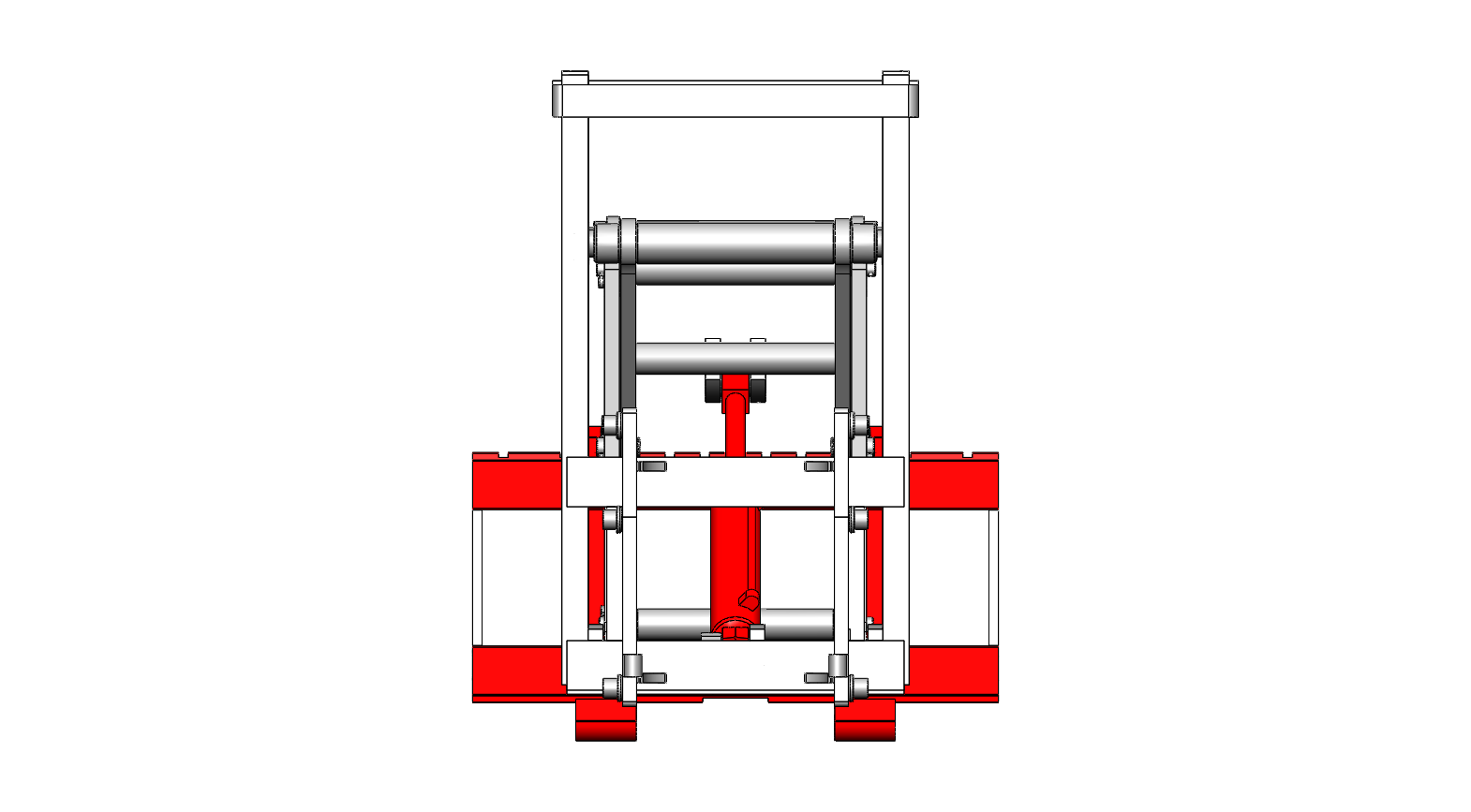 Axon Forklift: Roll Clamps-4