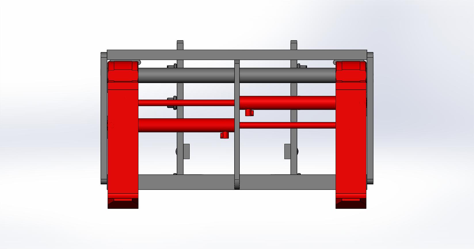 Axon Forklift: Fork Positioners-Medium Duty-4
