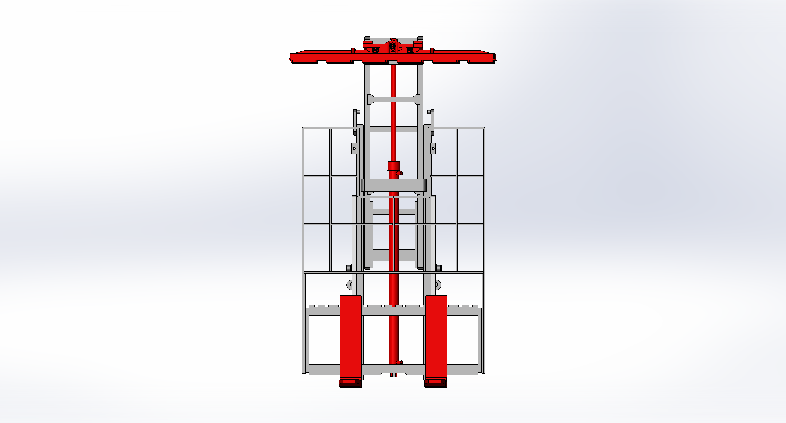 Axon Forklift: Load Stabilizers-4