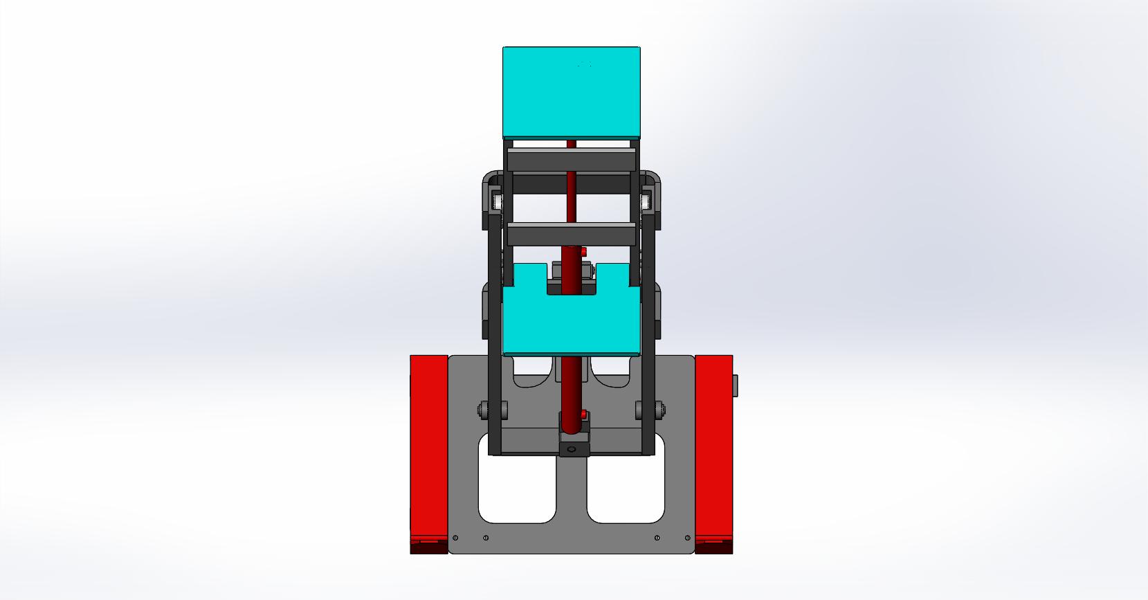 Axon Forklift: Asbestos Handler/ Asbestos Forklift -5