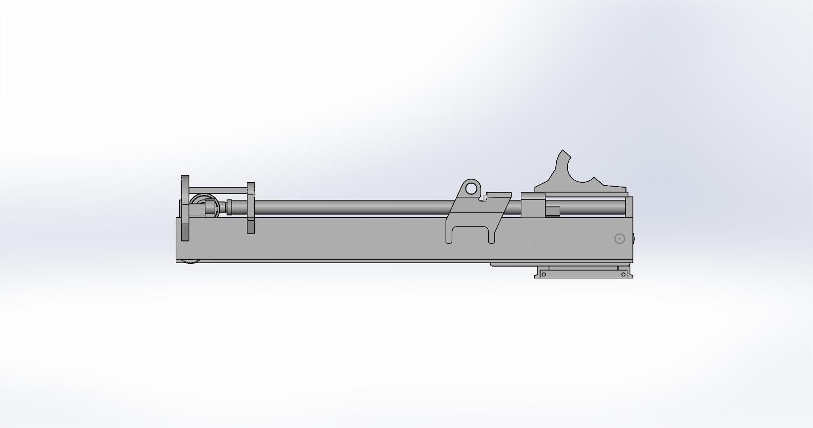 Axon Forklift: Three Stage Mast-3