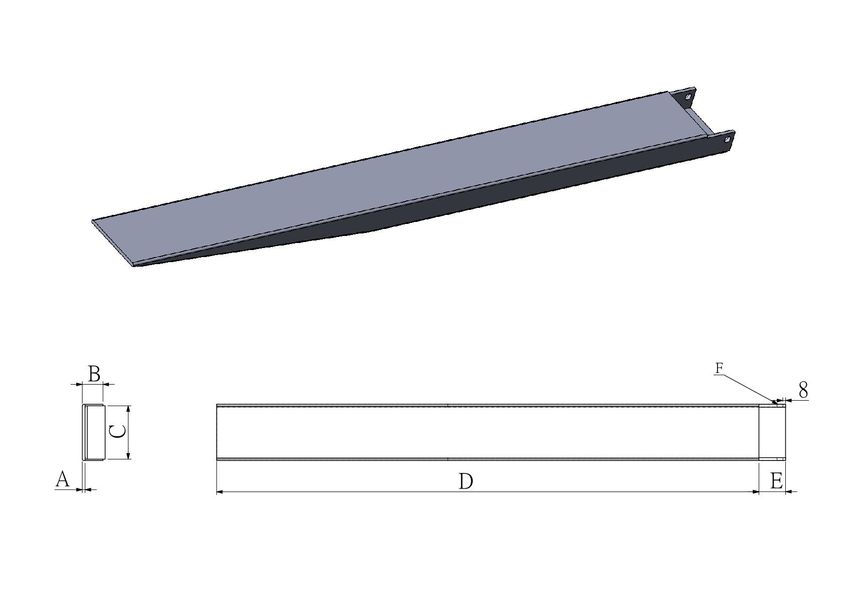 Fork Extensions / Load Backrest-2
