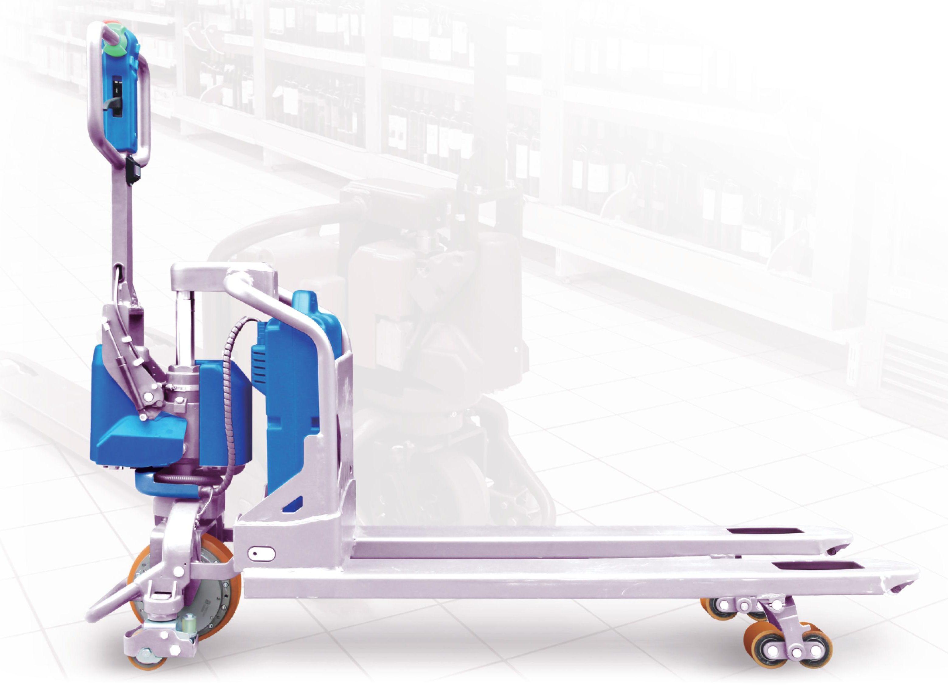 Axon Electric Pallet Truck SPE15X / PE15X
