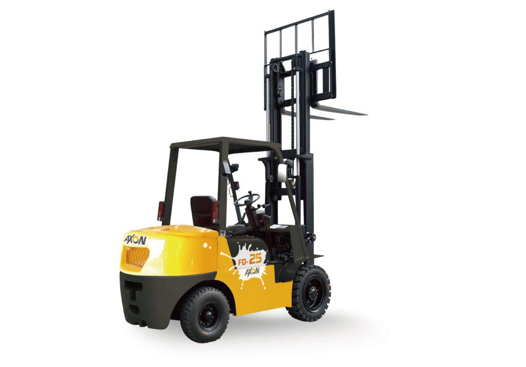 Axon-2.5-tons-diesel-counterweight-forklift-FD25 (2)